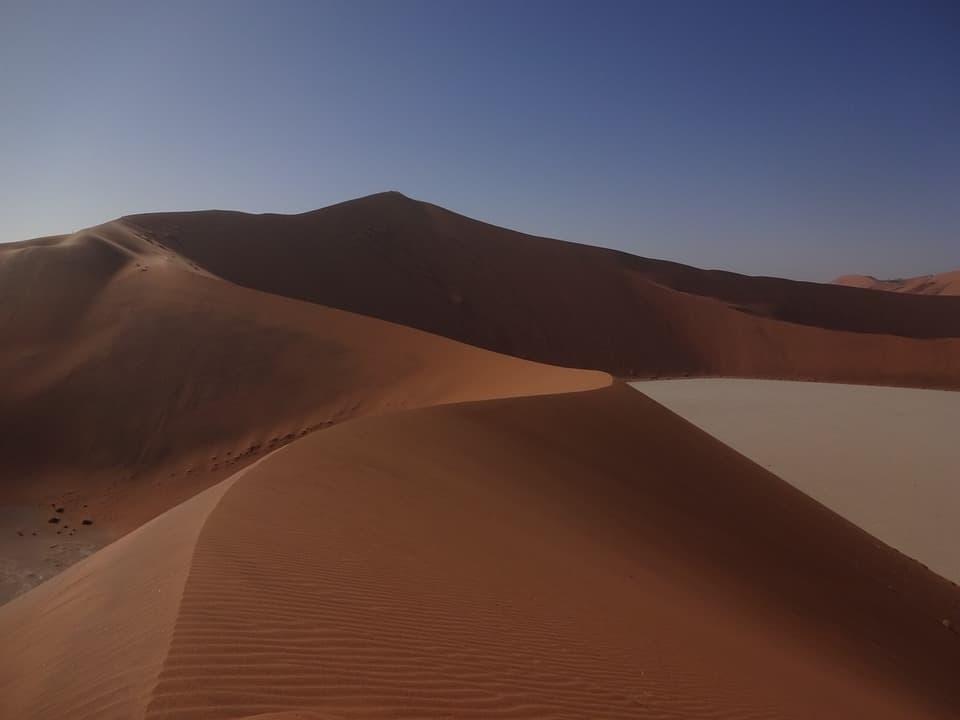 Partir à la découverte des dunes de Sossusvlei en Namibie